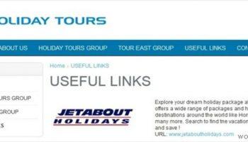 holidaytour